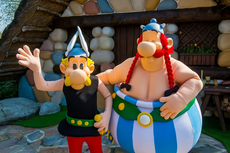 Le parc Astérix fête son 30e anniversaire